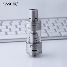 New coming Smoktech TFV4 Tank triple and quadruple coils top refill bottom heating rebuildable atomizer with improved airflow