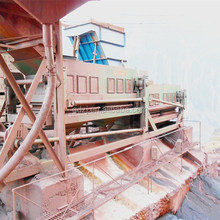 Daily Capacity 2000 tons raw ores Concentrating jig machine for tin,copper,lead,zinc
