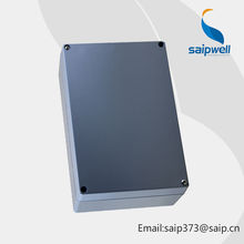 Diecast Aluminum Enclosures Aluminium Metal Box (SP-AG-FA6-1)