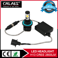 12v 24v high power bulb h7 h11 H13 round led auto headlight car led 12v 5w led car bulb