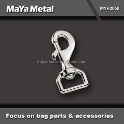25mn high end swivel eye snap hook hardware for purse MYH3058-MaYa Metal