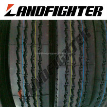Pitch Pattern Designed low noise radial truck tire 11R22.5 for LANDFIGHTER brand