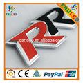 personalizado 3d coche emblemas de coches tipo logo 3d cromo decorar cocheinsignia