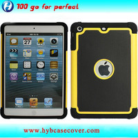 for ipad mini combo hybrid rugged case manufacturer