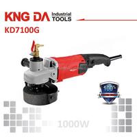 KD7100G 1000W wet grinder water angle grinder wet stone grinder