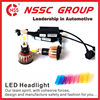 Variation design led Germany car 9004 led headlight bulbs 9007 24W 2400LM white