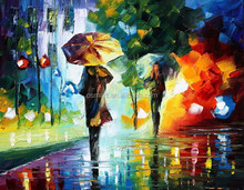 High Quality Canvas Supported Healthy Oil Medium Handpainted by Skilled Artists Palette Knife Oil Painting Art for Decoration