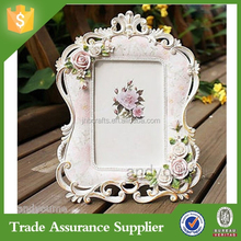 Factory Direct Resin Frame Photo for Decor