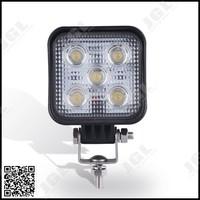 27w 24w 18w 15w LED work light,4x4 car accessory,heavy duty machine,boatTruck,CE, RoHS, IP67 approved
