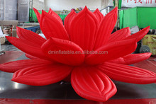 New design hot sale wedding decoration flower inflatable/inflatable flower