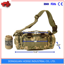 Strong textile FAK military first aid kit