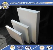 pvc plastic foam/forex sheet for kitchen cabinet