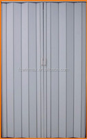 F001 The Cheapest PVC Folding Door/ Plastic Accordion Door