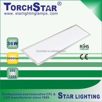 High power 36W 48W 230V LED panel lights