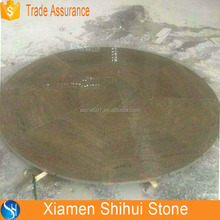 Good Quality Chinese coffee brown granite