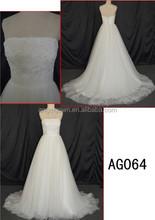 lovely vogue wedding dress xxl size lace flower girl dress for wedding