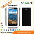 alta calidad china 4G LTE Smartphone de 5 pulgadas del teléfono celular de cuádruple núcleo de la pantalla táctil