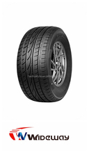 High quality Car tire made in China with excellent grip on wet and dry roads, Economical and Slience, approved by DOT/ECE/G 9