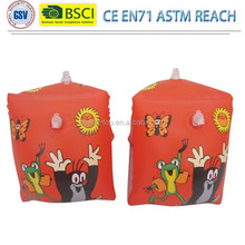 Newest design Safety Inflatable Arm Ring/Inflatable Arm Band Floats/Arm Bands Rubber