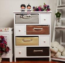 Handmade Ikea Furniture China Plastic Drawers Cabinet Vintage Furniture