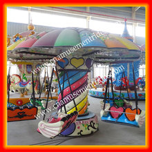 Funny&Happy! Amusement Ride flying chair for Sale