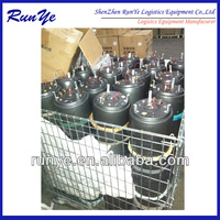 Wire Mesh Container For Goods Storage And Transport