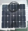 Best price and Convenient 50W flexible solar panel for small off grid solar system