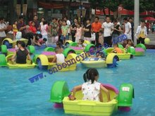 Water Paddle Boat for water park equipments(Bumper-45)