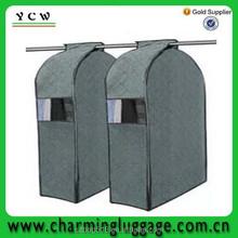 foldable bamboo charcoal fabric garment bag/garment bag wholesale
