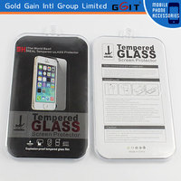 Hot Selling 0.33MM 2.5D Tempered Glass Screen Protector For Samsung S4 i9500, Screen Protector For Galaxy S4 i9500