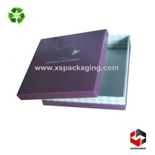 2015 hot sell custom made luxury eco book shape packaging hard paper gift box
