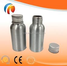 50ML Hair Care Salon Home Aluminum screw cap Bottle