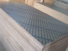 Full whole poplar veneer core film faced plywood from the professional manufacturer Linyi Shangdong