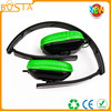 Super comfortable & light engineering design foldable color headset