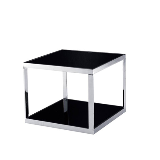 Foshan muebles de sala moderna mesa de té de acero inoxidable de vidrio centro <span class=keywords><strong>superior</strong></span> mesa de té diseño 8 #