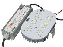 UL/CUL Listed replace 400w metal halide/HPS Meanwell driver led retrofit kit