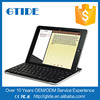 High Quality China Supplier Aluminum Mini Bluetooth Keyboard for ipad Air 2 Keyboard Case