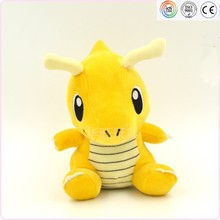Pokemon Plush Toy Dragonite toy Cute Collectible Soft Stuffed Animal Doll for children