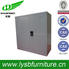 Iron cupboard/ half height metal silding door cupboard/stainless steel small cupborad