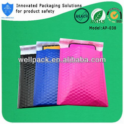 Well Armor Pack Customized bubble plastic envelope bag