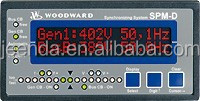 Woodward SPM-D11 Series Comprehensive Synchronizer And Load Share Unit