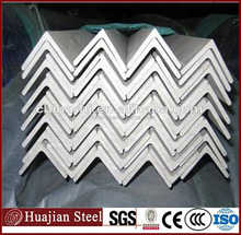 Q235 ordinary carbon angle steel iron used for constuction 50*50*3/4/5/6mm in stock for you