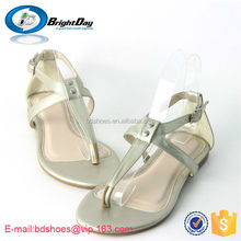 Sandal up women's claire thong sandal cheap wholesale sandals