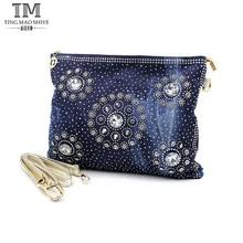 Hot sale Designer Ladies crossbody bags for women shoulder bag