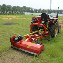 New CE approved pull behind mower Verge Flail mower