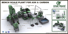 Bench Scale Plant For Ash and Carbon