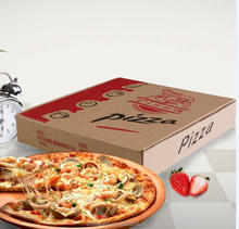 KFC fast food box wholesale pizza packing boxes pizza box with logo printing