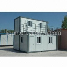 ISO certificates china military container house design 2015