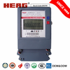 DSSI39 Three-phase PLC Electric Energy Meter STS smart meter electricity
