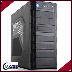 cheap desktop horizontal pc tower gaming computer case